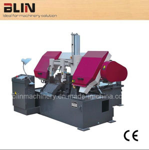 Horizontal CNC Full Automatic Band Saw with Double Column (BL-HDS-J30N) pictures & photos
