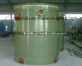Customized Made FRP Tanks for Water Treatment Process pictures & photos