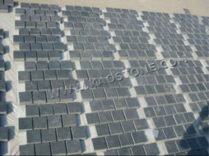 Honed Basalt Brick Net Paving (G684) pictures & photos