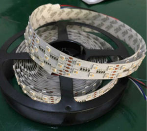 60LEDs/M DC5V Digital RGB Ws2812b Addressable LED Strip