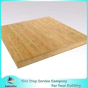 Carbonized/Caramel Color Multilayer Flat H Plate Bamboo Panel 3mm pictures & photos