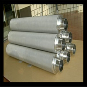 316 Stainless Steel Fiber Sintered Felt Filter Element pictures & photos