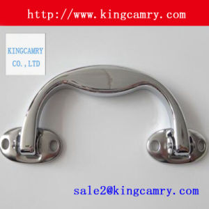 Zinc Alloy Pull Handles Box Knobs Metal Box Carrier Handle pictures & photos