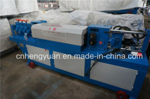 High Performance Steel Wire Rod Straigthening and Cutting Machine pictures & photos