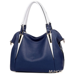 Top Leather Bag, Fashion Bags for Ladies (MH-6067) pictures & photos