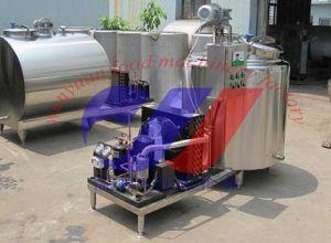 300L Vertical Milk Cooler pictures & photos