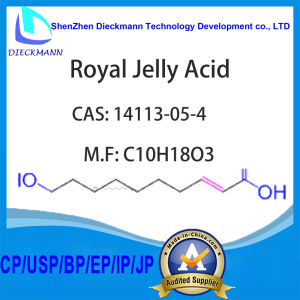 Royal Jelly Acid CAS: 14113-05-4 pictures & photos