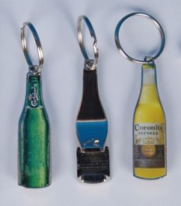 Good Quality Bottle Opener Keyring pictures & photos