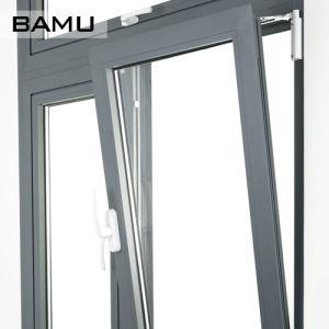 Novel Design Aluminum Tilt Turn Window
