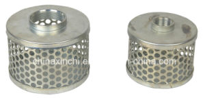 Pipe Strainers Standard Round Hole pictures & photos
