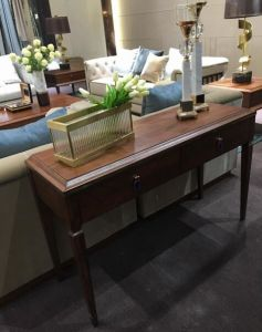 2016 Modern Simple Console Table pictures & photos