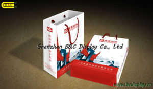 Paper Sack, Coated Paper, Chrome Paper Box, Gift Box Design (B&C-I031) pictures & photos
