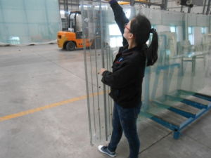Insulating Glass (Double Glazed Glass) Inspection Service at Qingdao, Tianjin pictures & photos