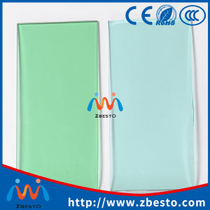 3mm-10mm F Green, Light Green Tinted Window Building Glass