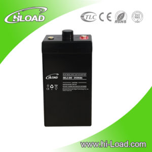 Gel Series Solar Battery 2V 200ah for Emergency Lighting System pictures & photos