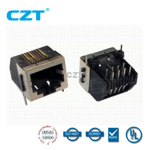 UL Approved PCB Jack Connector (YH-57-25)