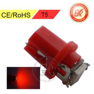 T5 B8.5D Car LED Indicator Light Gauge Dashboard Side Interior Lamp Bulb