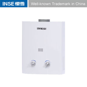 2014 Open Flue Type Low Water Pressure Tankless Hot Gas Water Heater
