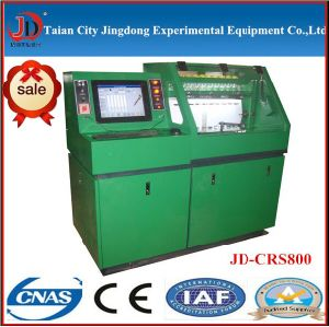 Jd-Crs800 Common Rail Injector Test Bench with Full Automation