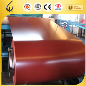 Z30-275g Embossed Prepainted Galvanized Steel Coil pictures & photos