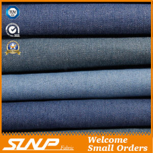 Fashion T/C Thick Twill Denim Fabric for Winter Coat
