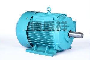 0.75kw Three Phase Asynchronous Motor Electric Motor AC Motor pictures & photos