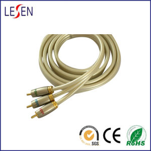 High Quality AV Cable pictures & photos