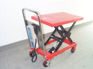 Electric Lift Table (TFE25) pictures & photos