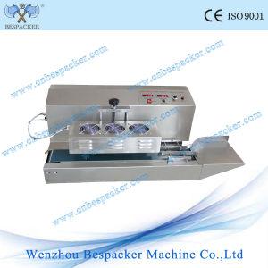 Continuous Aluminum Foil Bottle Cap Induction Sealing Machine pictures & photos