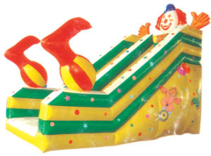 2013 New Design Giant Inflatable Bouncers Water Slide for Sale pictures & photos