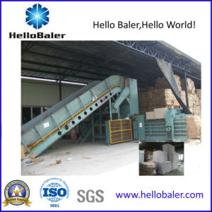 Hellobaler Efficient Automatic Paper Machine for Waste Recycling 14t/h pictures & photos