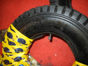 Trolley Wheel Pneumatic Tire Wheelbarrow Tire and Tube pictures & photos