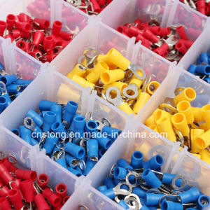 Spade Furcate Type Pre-Insulating Crimp Terminal Connector, Y Type Terminal pictures & photos