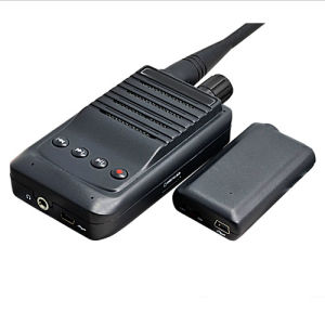 Wireless Audio Transmitter and Voice Recorder Cw04 pictures & photos
