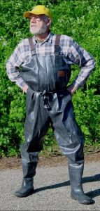 Rubber Chest Wader pictures & photos
