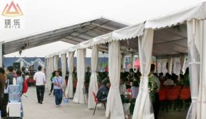 White Color Tent China Manufacturer Family Folding Tent pictures & photos