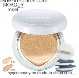 Bioaqua Cosmetic Air Cushion Bb Cream Sunscreen Waterproof Moistening Foundation 15g pictures & photos