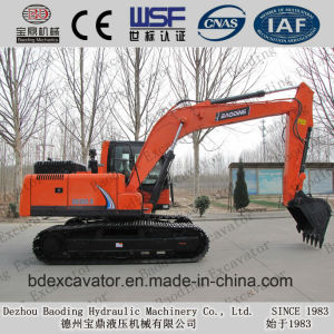 Baoding Small-Medium Excavators Crawler Excavator with ISO9001 Certificate pictures & photos