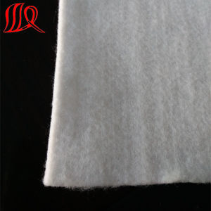 Polyester Short Fiber Nonwoven Geotextile for Road Construction pictures & photos