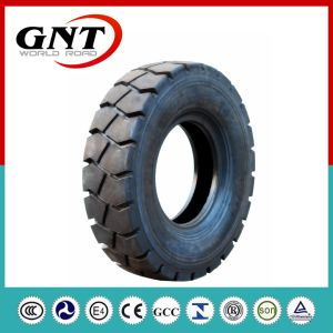 27*10-12 Wholesale Forklift Tire Solid Tire pictures & photos