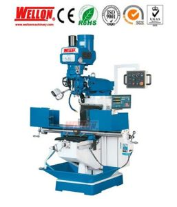 Universal Milling Machine (Vertical Miling Machine X6333) pictures & photos