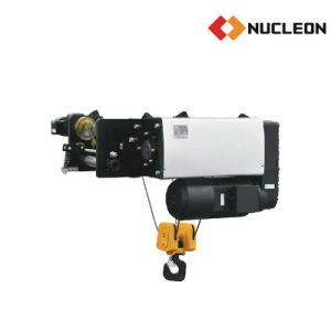 Nucleon Double Girder Overhead Crane Electric Hoist 25/5ton pictures & photos