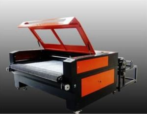Jieda 1390 Laser Cutting Machine for Garment Industry pictures & photos