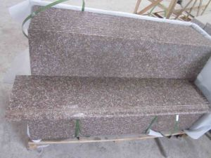 G687 Granite Step/Stair (with antislippery) pictures & photos