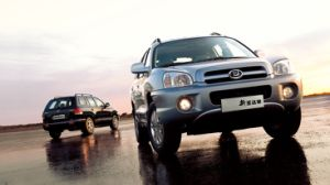 Chinese Produced Sendafei Classic SUV pictures & photos