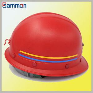 PE Antistatic Mining Hard Helmet (SM013)