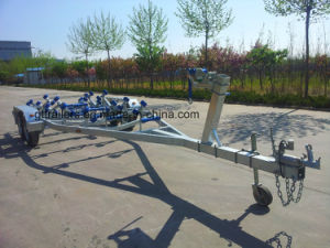 Double Axle Boat Trailer with Brake (TR0211) pictures & photos