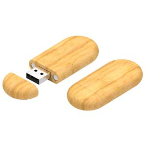 USB Flash Drive with Wood Shell (UF131)
