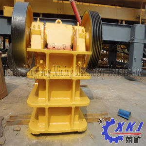 Xkj High Quality Low Cost PE250 X 400 Series Jaw Crusher pictures & photos