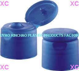 Flip Cap with Plastic (XC07-4) pictures & photos